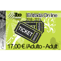 Entrada On line Adulto